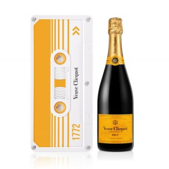 Veuve Clicquot, e o movimento Retrô Chic.